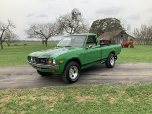 Picture of 1974 DATSUN 620 NICELY RESTORED, GREAT PAINT, SOLID SOLD