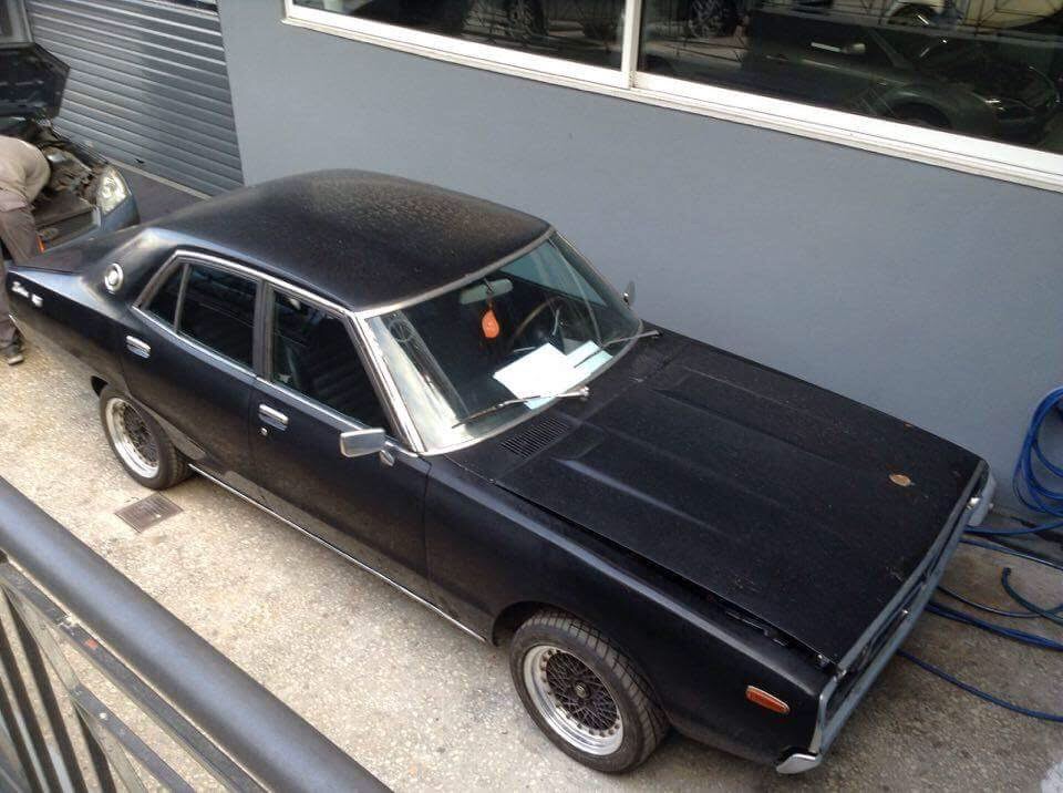 1973 Datsun 240 K GT Kenmeri For Sale (picture 1 of 6)