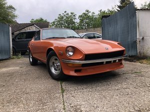 1970 Datsun 240 Z, low number, 5 speed rare 1st series