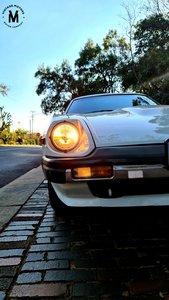 1980 Datsun 280zx Chrome bumper