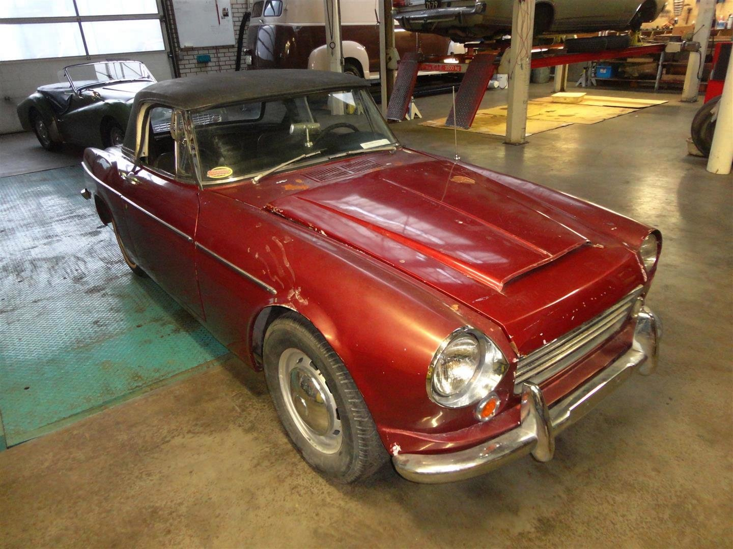 Datsun 1600 Fairlady 1966  1600cc For Sale (picture 1 of 6)