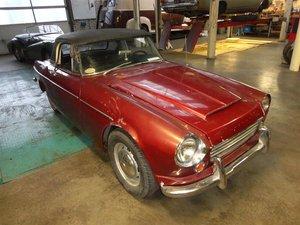 Datsun 1600 Fairlady 1966  1600cc