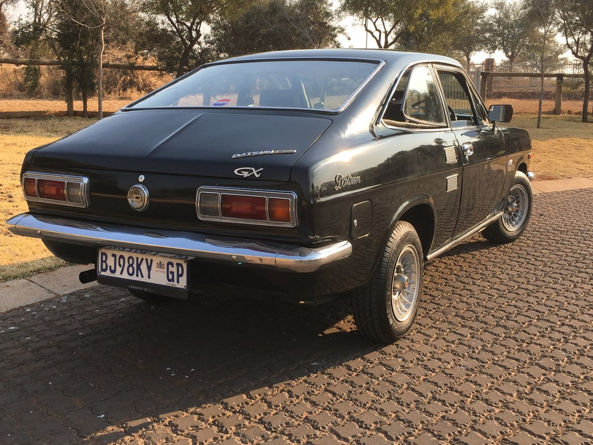 1975 Datsun 1200 GX Coupe For Sale (picture 1 of 6)