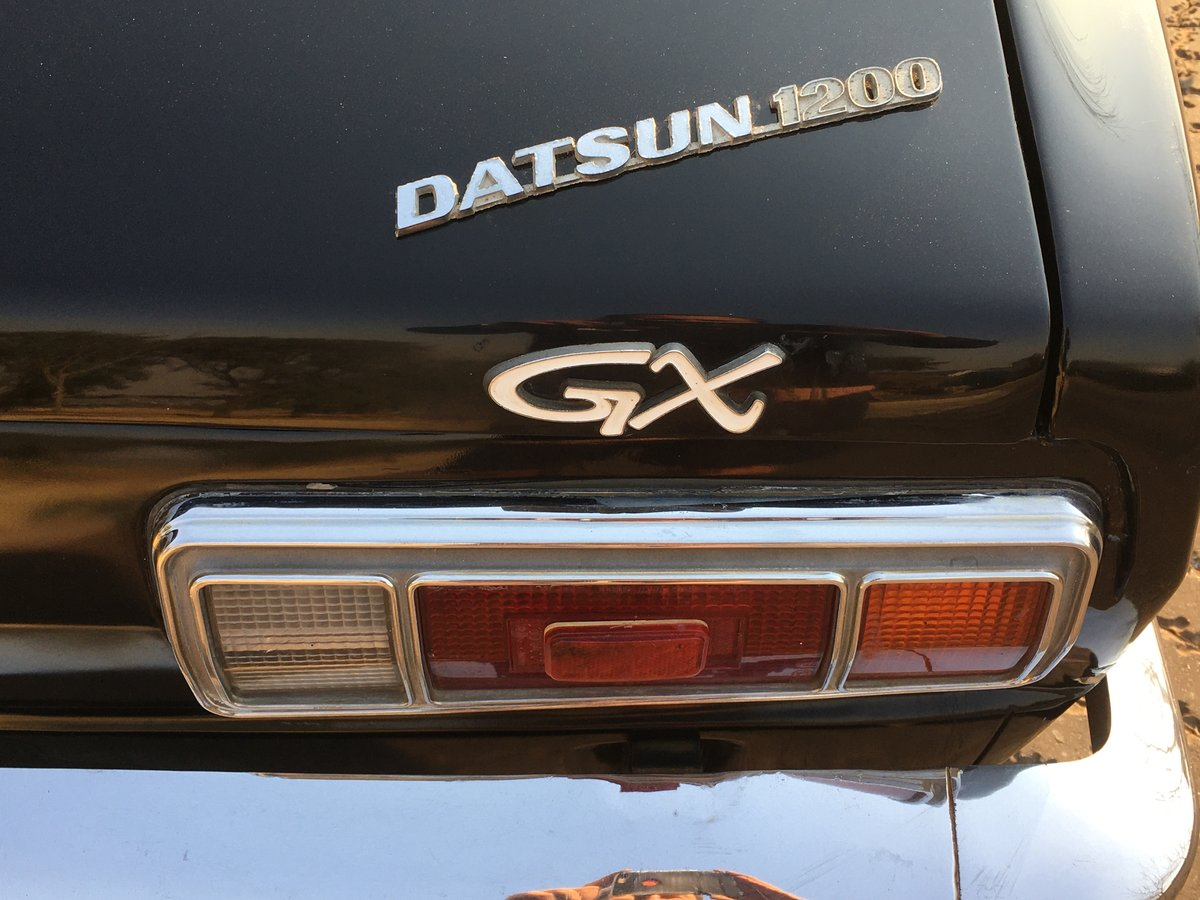 1975 Datsun 1200 GX Coupe For Sale (picture 4 of 6)