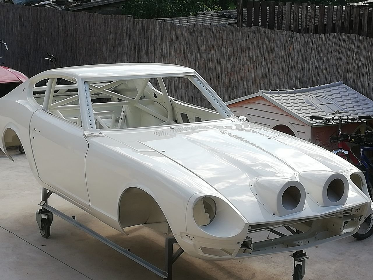 Picture of 1973 Datsun 240z Rally Shell - FIA Approved CAGE For Sale