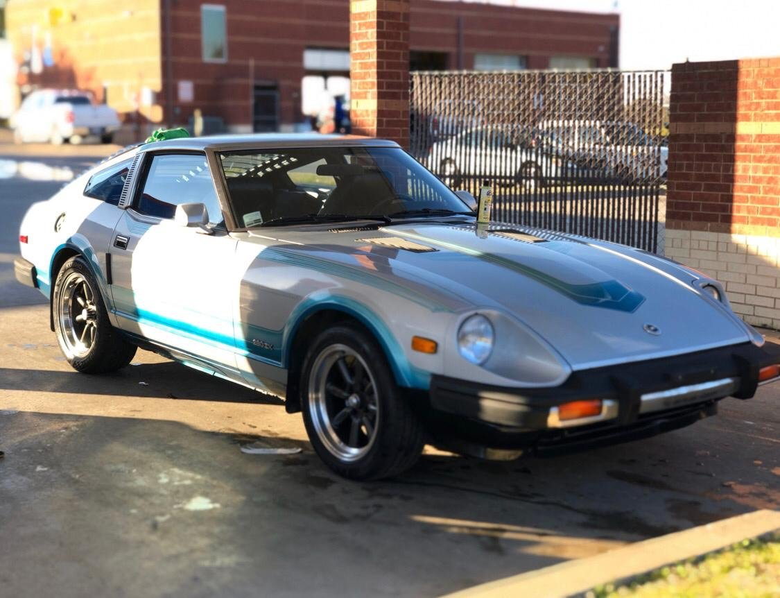 1979 Datsun 280zx extensive history recent import For Sale (picture 6 of 6)