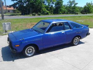 1979 DATSUN Sunny 140y B310 Fastback Coupe (Dogleg)