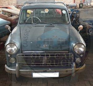 0000 1200 Datsun Bakkie , Running and Licensed