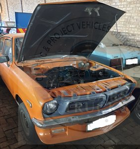 Picture of 0000 Datsun 140Y Body on wheels , Project