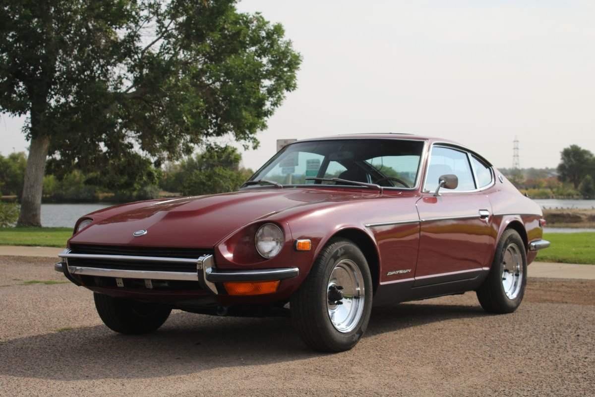 Rust Free 1972 Datsun 240z  For Sale (picture 1 of 6)