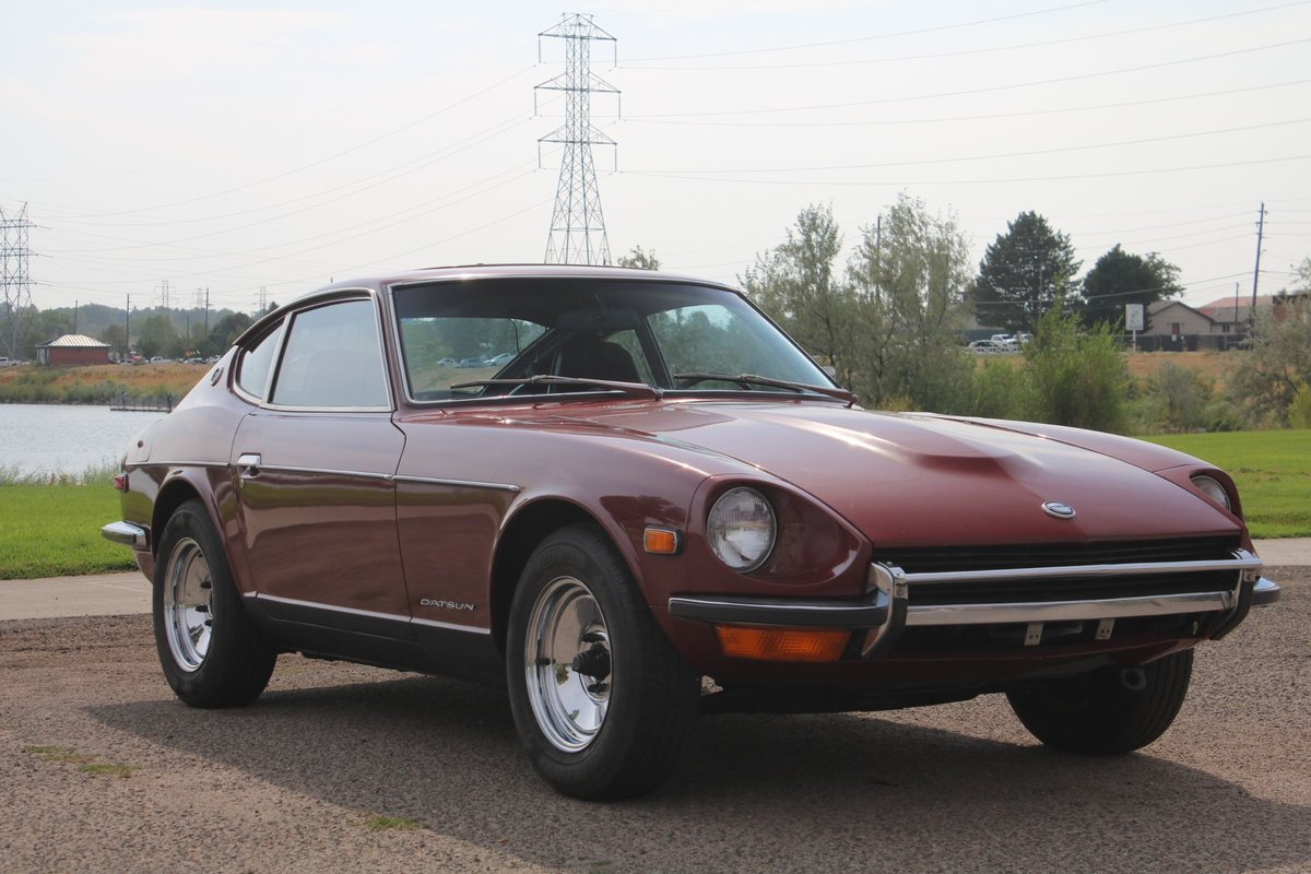 Rust Free 1972 Datsun 240z  For Sale (picture 2 of 6)
