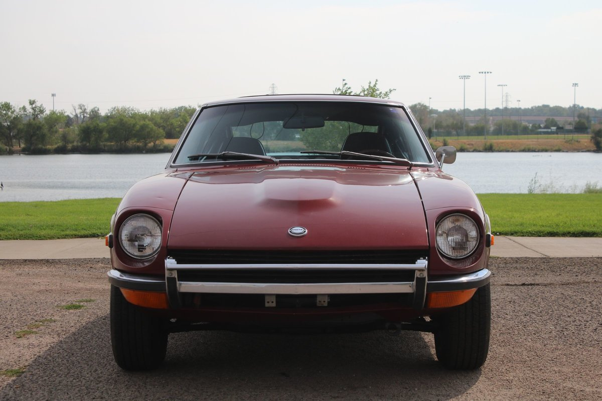 Rust Free 1972 Datsun 240z  For Sale (picture 4 of 6)
