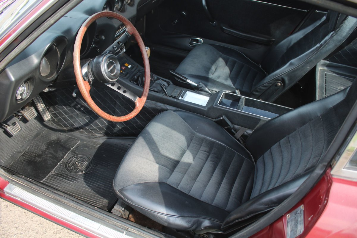 Rust Free 1972 Datsun 240z  For Sale (picture 5 of 6)