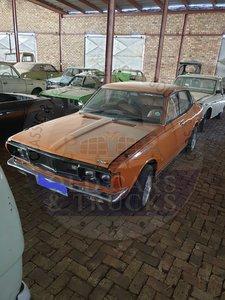 0000 Datsun 160U SSS , Running and Licensed