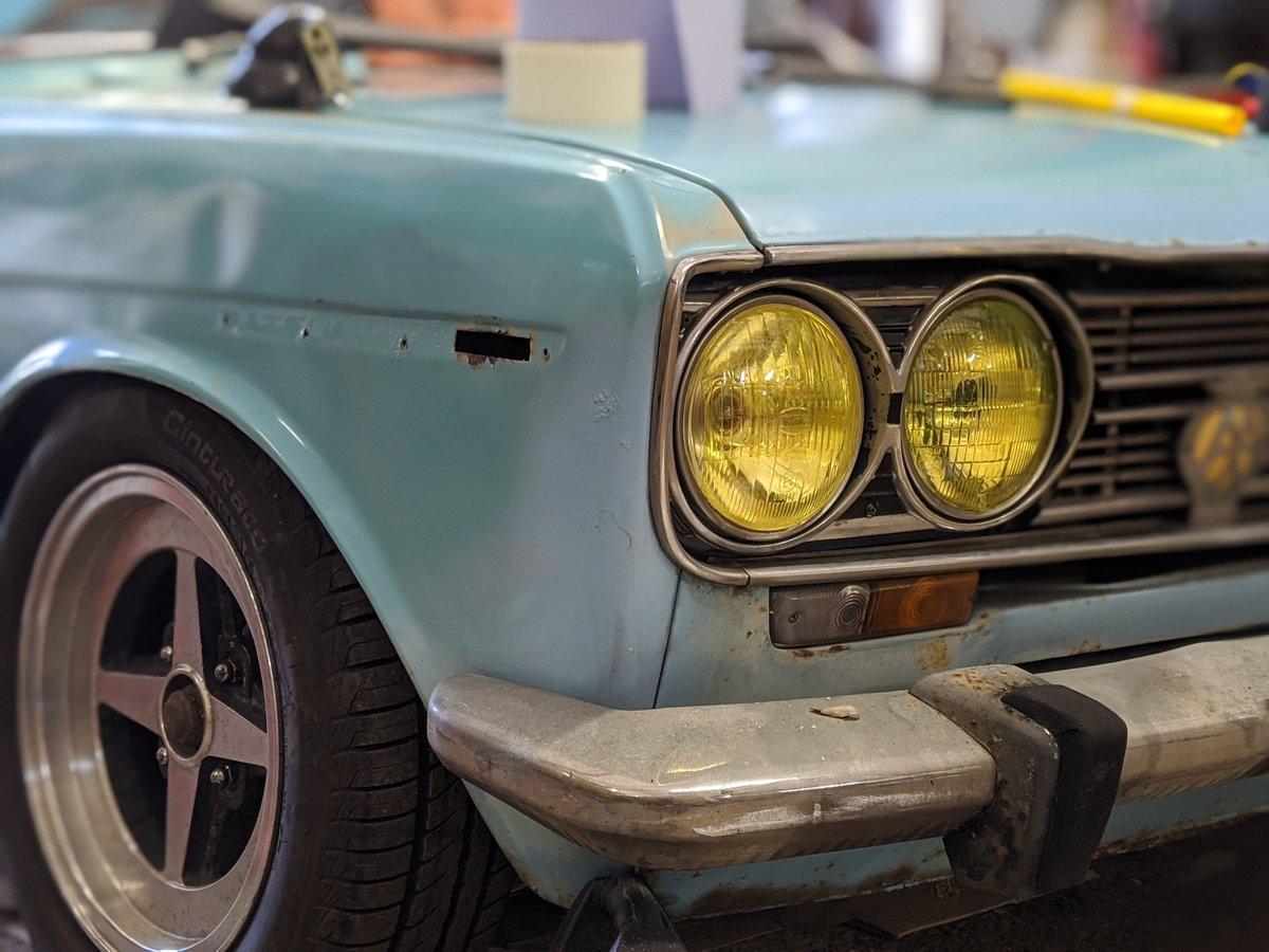 1970 Datsun 510 Bluebird - Genuine UK car For Sale (picture 2 of 3)