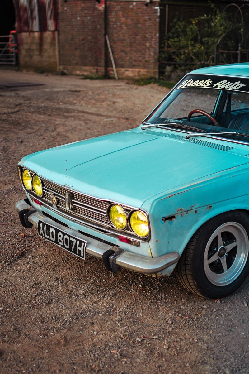 1970 Datsun 510 Bluebird - Genuine UK car For Sale (picture 3 of 3)