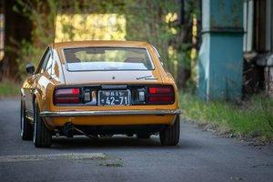 Safari Gold Datsun 280z fully restored