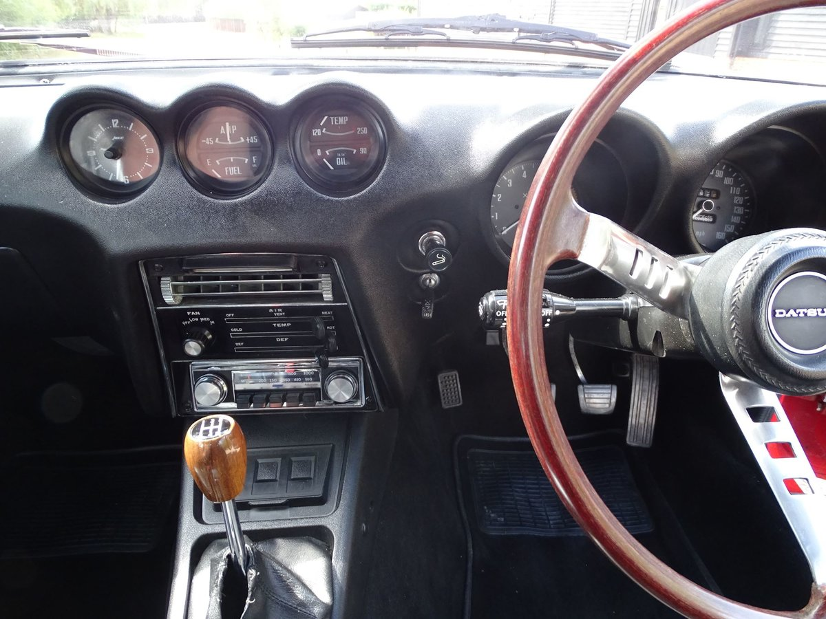 1972 DATSUN 240Z For Sale (picture 1 of 6)