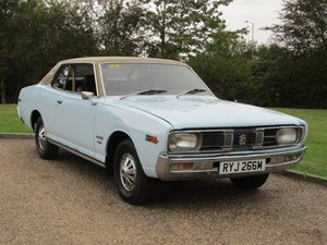 Picture of 1974 Datsun 260C Coupe Auto at ACA 7th November  For Sale by Auction