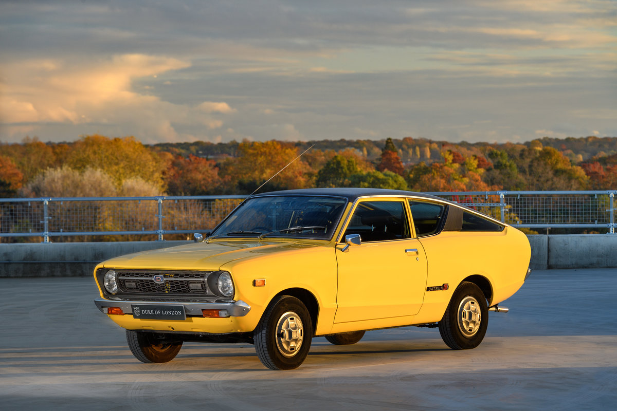 1978 Datsun 120Y Coupé SOLD (picture 1 of 14)