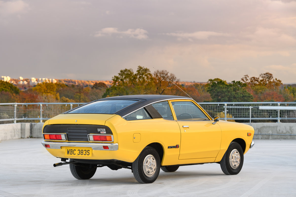 1978 Datsun 120Y Coupé SOLD (picture 3 of 14)