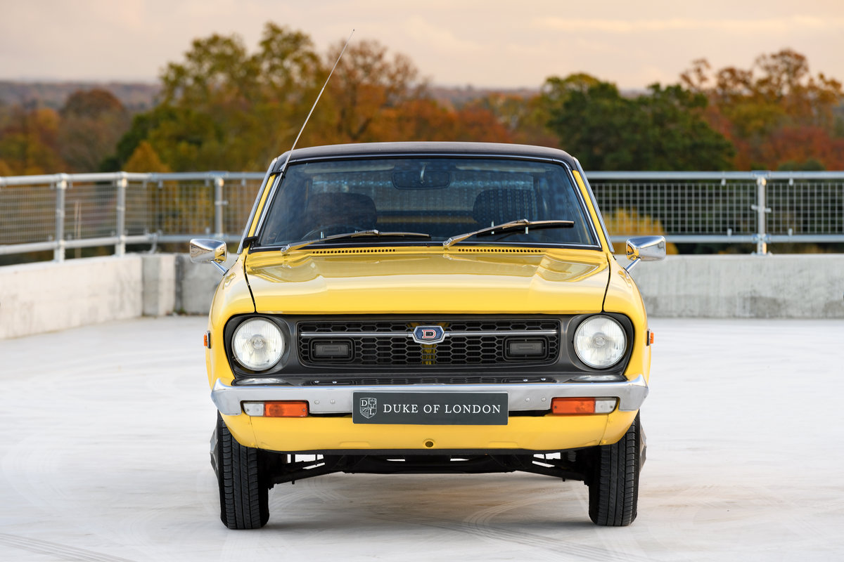 1978 Datsun 120Y Coupé SOLD (picture 4 of 14)