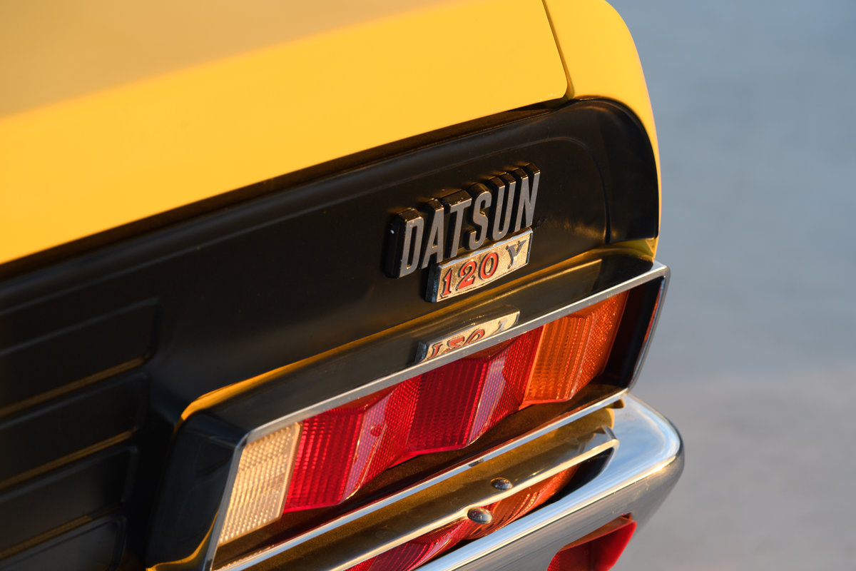 1978 Datsun 120Y Coupé SOLD (picture 7 of 14)