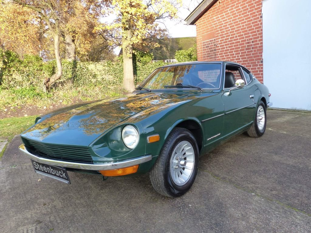 1972 Datsun 240 Z - Rare coupé with a lot of driving fun For Sale (picture 1 of 6)