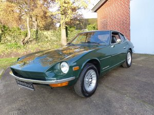 Datsun 240 Z - Rare coupé with a lot of driving fun