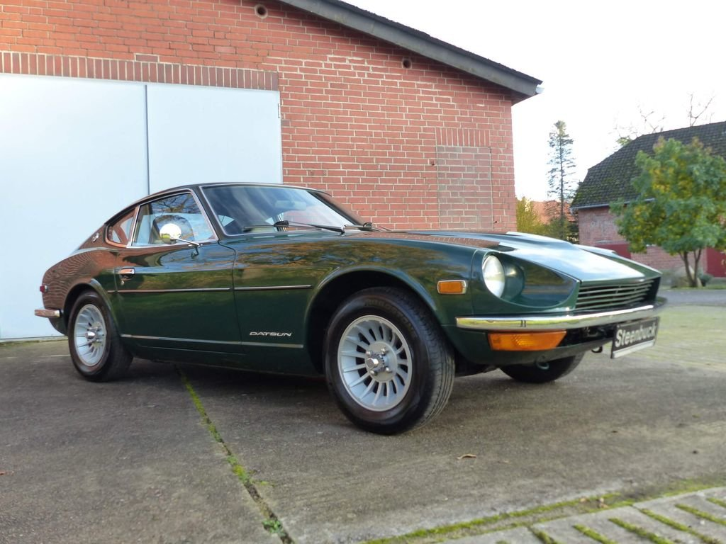 1972 Datsun 240 Z - Rare coupé with a lot of driving fun For Sale (picture 2 of 6)