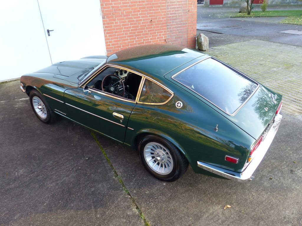 1972 Datsun 240 Z - Rare coupé with a lot of driving fun For Sale (picture 3 of 6)