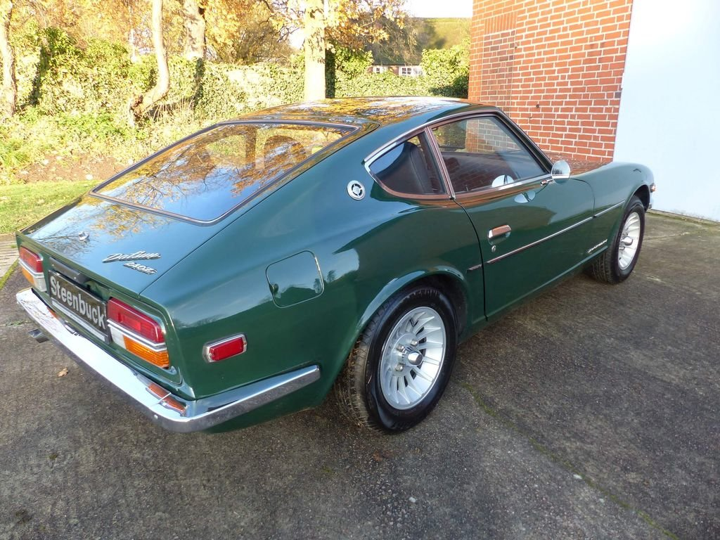 1972 Datsun 240 Z - Rare coupé with a lot of driving fun For Sale (picture 4 of 6)
