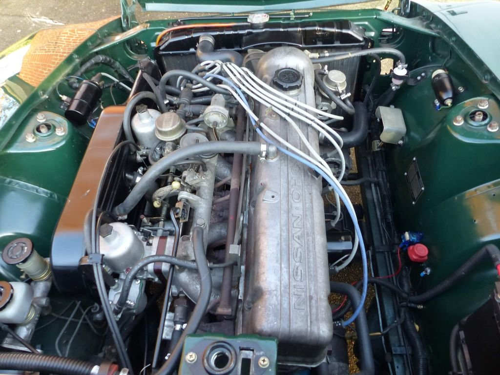 1972 Datsun 240 Z - Rare coupé with a lot of driving fun For Sale (picture 5 of 6)
