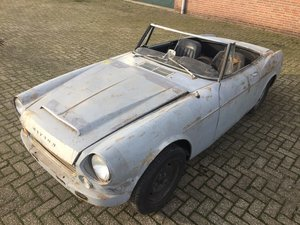 1967 Datsun 1600 Fairlady roadster