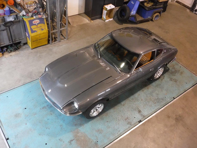 Datsun 240Z 1972 (restored!) For Sale (picture 10 of 12)