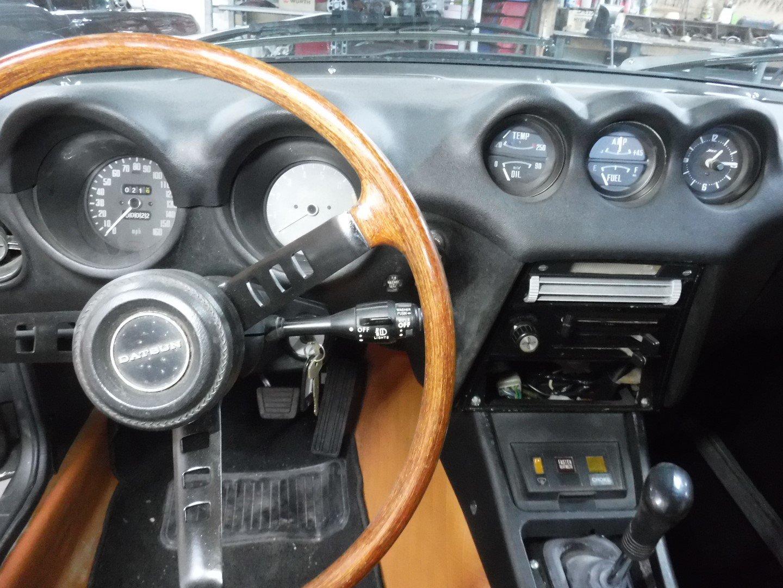 Datsun 240Z 1972 (restored!) For Sale (picture 11 of 12)