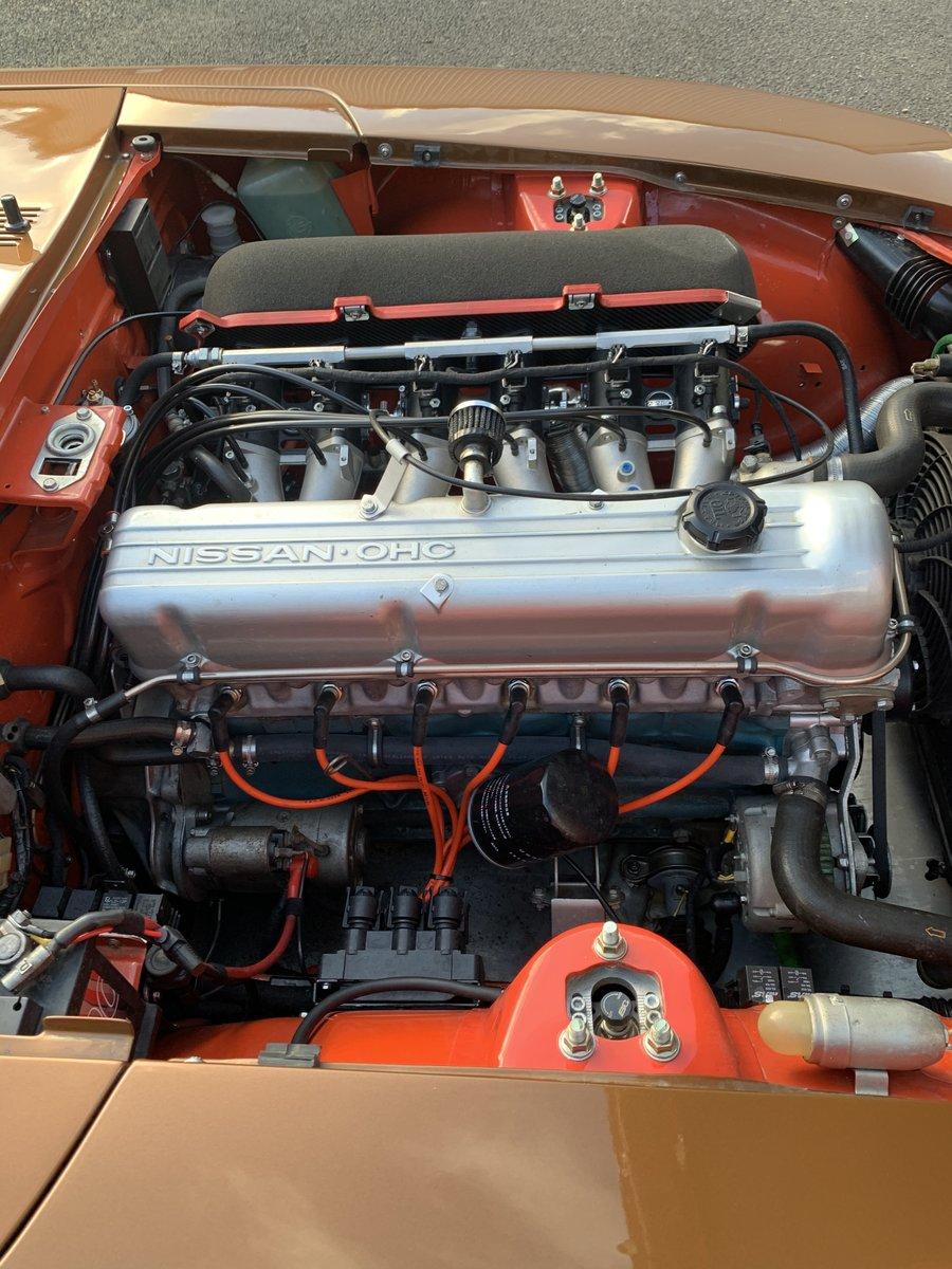 1969 DATSUN 240Z  SUPER SAMURI  PLUS. For Sale (picture 16 of 25)