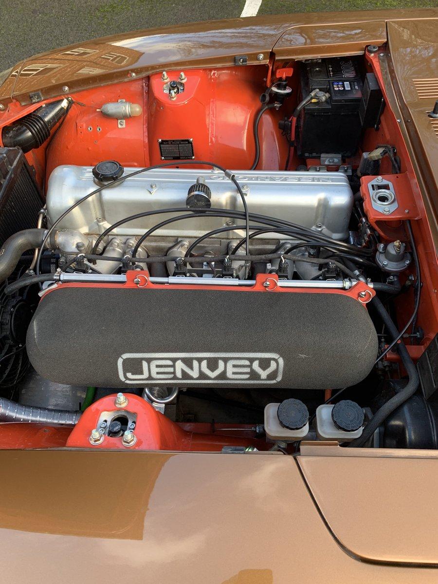 1969 DATSUN 240Z  SUPER SAMURI  PLUS. For Sale (picture 18 of 25)