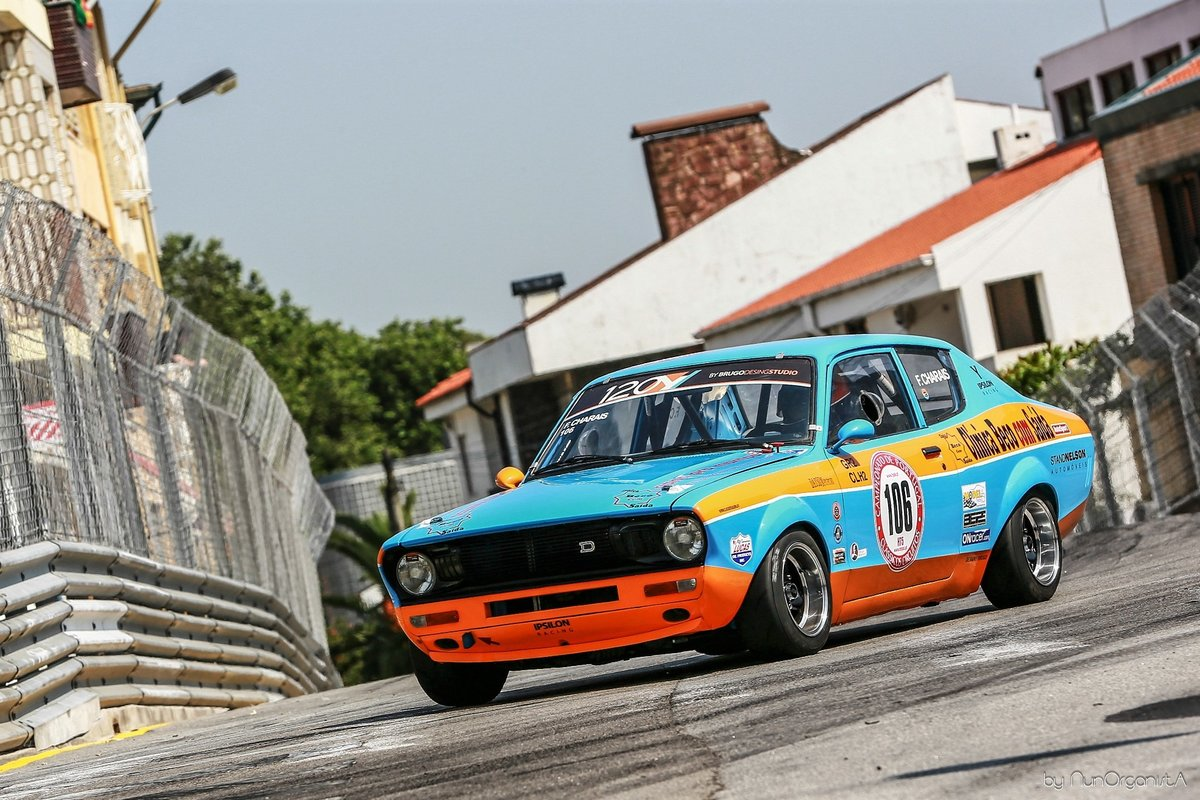 1975 Datsun 120Y Classic Race Car For Sale (picture 1 of 12)