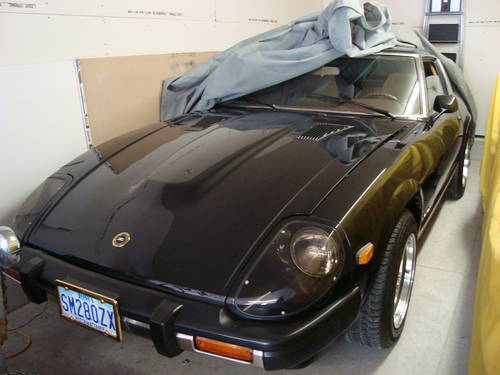 1979 Datsun 280ZX 2DR Fastback For Sale (picture 1 of 6)