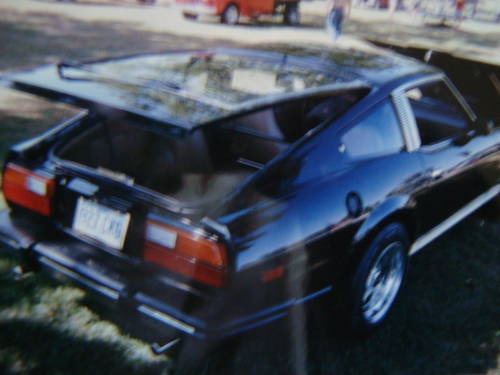 1979 Datsun 280ZX 2DR Fastback For Sale (picture 2 of 6)
