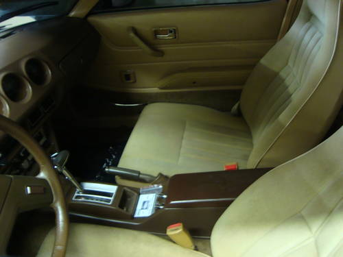 1979 Datsun 280ZX 2DR Fastback For Sale (picture 4 of 6)