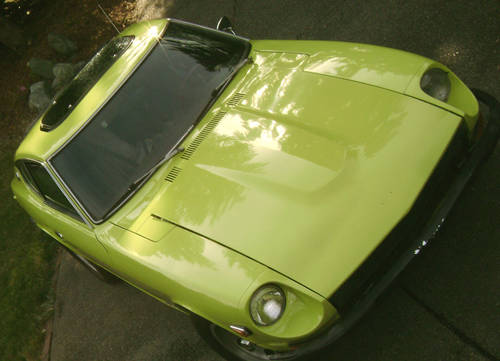 1973 Datsun 240Z - Rebuilt, Weber-Carbed Engine Solid Car For Sale (picture 1 of 6)