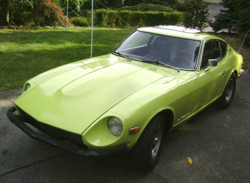 1973 Datsun 240Z - Rebuilt, Weber-Carbed Engine Solid Car For Sale (picture 2 of 6)