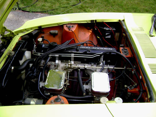 1973 Datsun 240Z - Rebuilt, Weber-Carbed Engine Solid Car For Sale (picture 4 of 6)