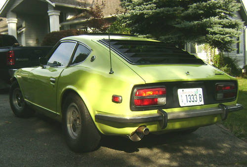 1973 Datsun 240Z - Rebuilt, Weber-Carbed Engine Solid Car For Sale (picture 6 of 6)