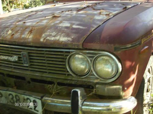 1966 Datsun 1200 Bluebird RHD SOLD (picture 3 of 6)