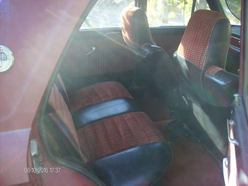 1966 Datsun 1200 Bluebird RHD SOLD (picture 5 of 6)