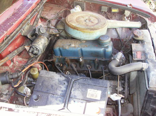 1966 Datsun 1200 Bluebird RHD SOLD (picture 6 of 6)