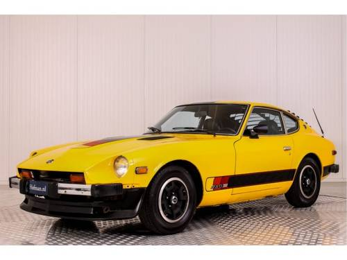 1977 Datsun 280Z ZAP Edition For Sale (picture 1 of 6)